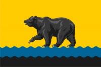 Флаг г. Нефтеюганск