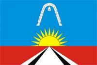 Флаг г. Железнодорожный