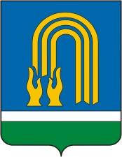 Герб г. Октябрьский