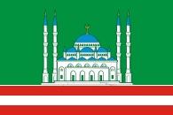 Флаг г. Грозный