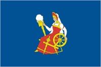 Флаг г. Иваново