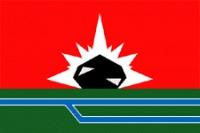 Флаг г. Междуреченск