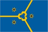 Флаг г. Нефтекамск