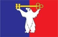 Флаг г. Норильск