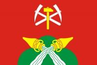 Флаг г. Новомосковск