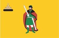 Флаг г. Рязань