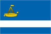 Флаг г. Тюмень
