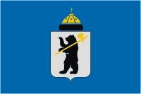 Флаг г. Ярославль