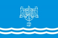Флаг г. Южно-Сахалинск