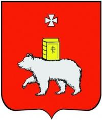 Герб г. Пермь