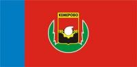 Флаг г. Кемерово