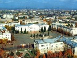 Центральная площадь города Кургана. Фото: kurgan-city.ru
