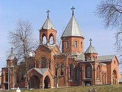 Армянская церковь Святого Григория Просветителя. Фото: Wikipedia.org
