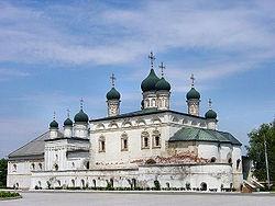 Астраханский кремль. Фото: Wikipedia.org