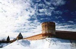 Смоленский кремль. Фото: Wikipedia.org