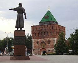 Нижегородский кремль. Фото: Wikipedia.org