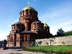 Собор Александра Невского. Фото: Wikipedia.org