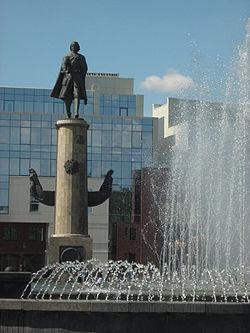 Памятник Петру I. Фото: Wikipedia.org
