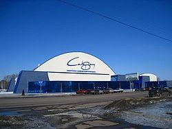 Спортивно-концертный комплекс Салават. Фото: Wikipedia.org