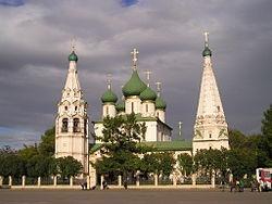 Церковь Ильи Пророка Фото: Wikipedia.org