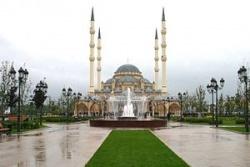 Мечеть «Сердце Чечни». Фото: Wikipedia.org