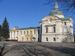 Путевой дворец. Фото: Wikipedia.org