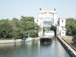 Шлюз № 14 Волго-Донского судоходного канала. Фото: Wikipedia.org
