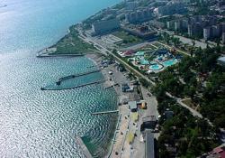 Новороссийск с воздуха. Фото: Wikipedia.org