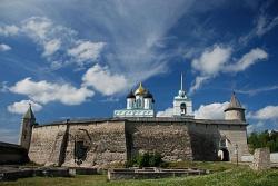Псковская крепость. Фото: Wikipedia.org