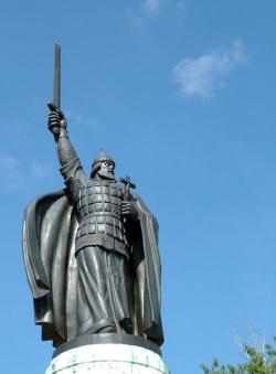 Памятник Илье Муромцу. Фото: Wikipedia.org