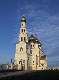 Преображенский собор в Абакане. Фото: Wikipedia.org