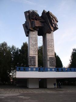 Площадь имени 200-летия Коврова. Фото: Wikipedia.org