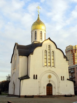 Храм Александра Невского (Балашиха). Фото: Wikipedia.org