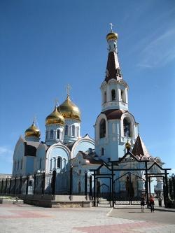 Казанский кафедральный собор. Фото: Wikipedia.org