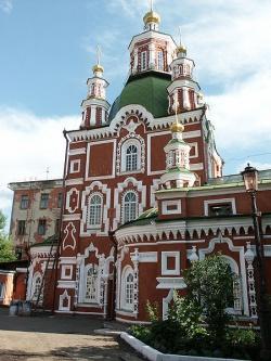 Покровская церковь (1795). Фото: Wikipedia.org
