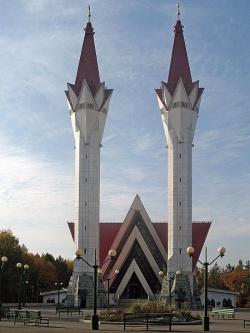 Мечеть «Ляля-Тюльпан». Фото: Wikipedia.org
