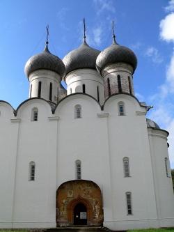 Софийский Собор. Фото: Wikipedia.org