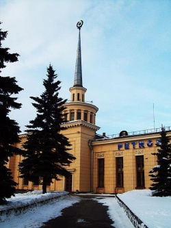 Петрозаводский вокзал. Фото: Wikipedia.org