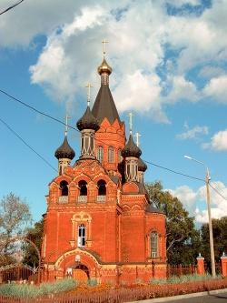 Спасо-Гробовская церковь. Фото: Wikipedia.org