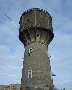 Старая водонапорная башня. Фото: Wikipedia.org