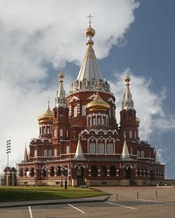Свято-Михайловский собор. Фото: Wikipedia.org