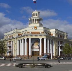 Горсовет. Фото: Wikipedia.org