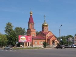 Спасо-Преображенская церковь. Фото: Wikipedia.org