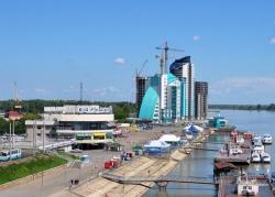 Барнаульский речной вокзал. Фото: Wikipedia.org