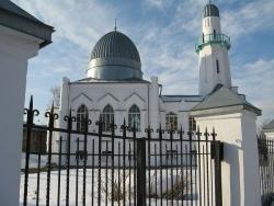 Белая Соборная мечеть. Фото: Wikipedia.org