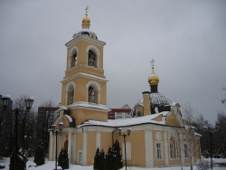 Гребневская церковь. Фото: Wikipedia.org