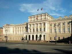 Мариинский дворец — Законодательное собрание. Фото: Wikipedia.org