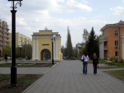 Тарские ворота. Фото: Wikipedia.org