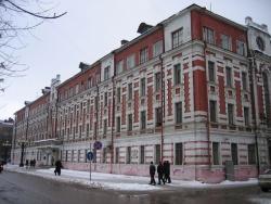 Старое административное здание. Фото: Wikipedia.org