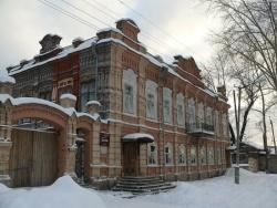 Краеведческий музей, Симоновский особняк. Фото: Wikipedia.org